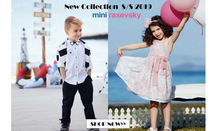 New Collections Mini Raxevsky Autumn-Winter 2018-19